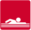 Icon Schwimmen