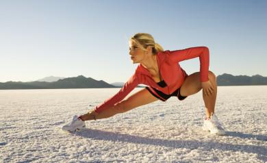 Dehnen und Stretching