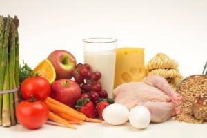Gesundheit - Gesunde und ausgewogene Ernährung