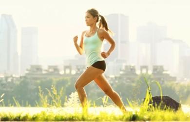 Gesundheit - Laufen ist gesund und macht jung