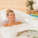 Hausmittel gegen Erkältung, Bad