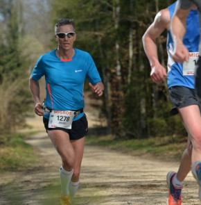 38. Kerzerslauf vom 19.3.2016 - Unterwegs Richtung Ziel (5 km)