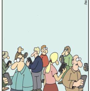 Humor zum Sonntag: Suchbild - Finde den Freak!