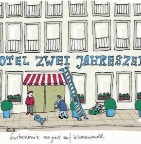 Humor zum Sonntag: Gastronomie reagiert auf den Klimawandel