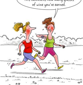 Humor zum Sonntag: Das ist ein Weinglaszähler
