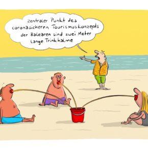 Humor zum Sonntag: Ferien auf Mallorca 2020
