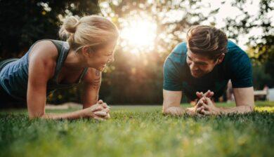 Flirtsprüche für Sportler und Sportlerinnen